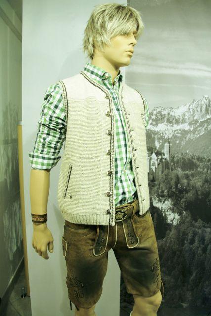 Mode bavaroise Allemagne