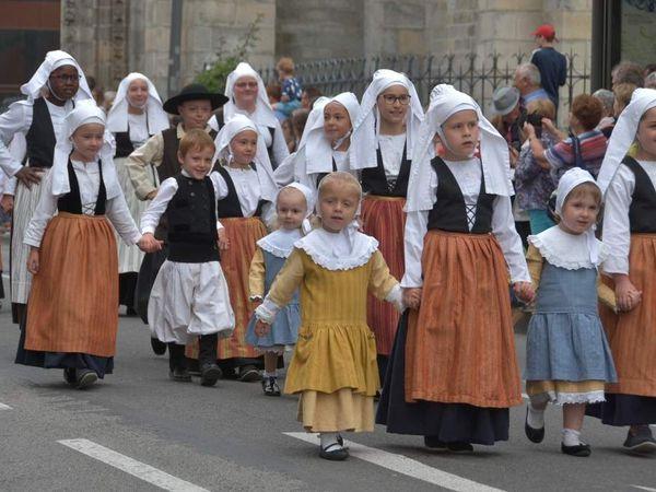 Le Cornouaille Kemper : un défilé de période de restriction