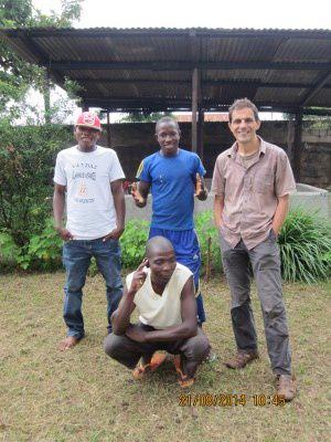 « Cette crise nous rend résistants » par Michel BESSE, Volontaire Permanent d'ATQ Quart Monde en Centrafrique