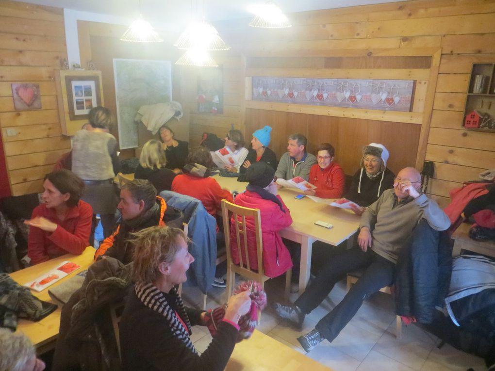 Séjour Ventoux : 15-17 Janvier 2016