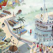 Livres pour enfants : des invitations au voyage