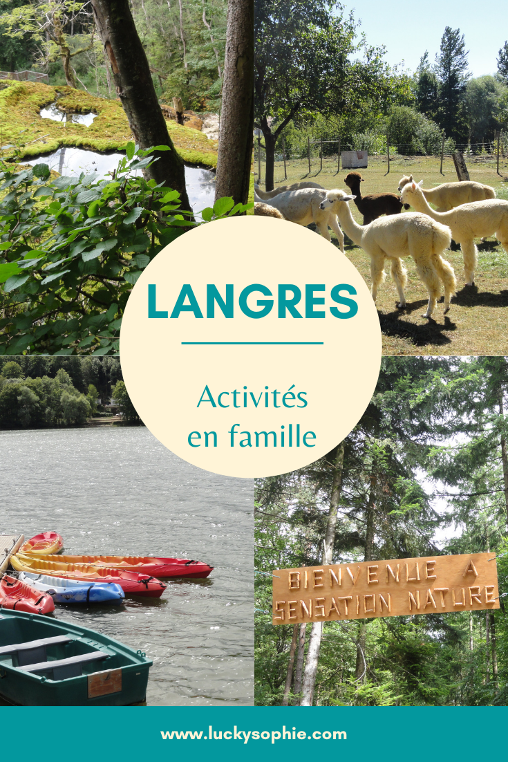 Week-end en famille à Langres !