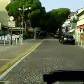 07 GOLDWING rue Jesolo le matin