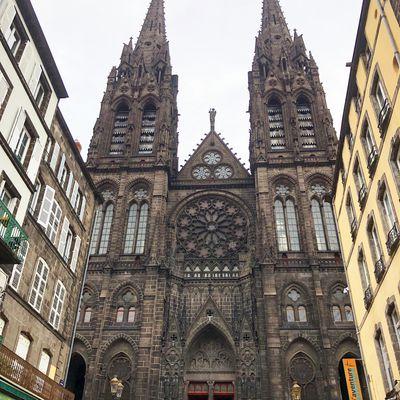 Clermont-Ferrand, sa Cathédrale...