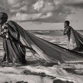 """Les pêcheurs swahilis, sur la côte à """"six degrés sud"""""""