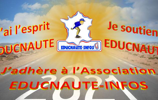 Les 114 Premiers adhérents de l'Association EDUCNAUTE-INFOS !