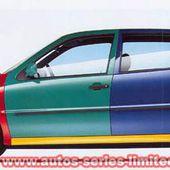 Les VW séries spéciales.