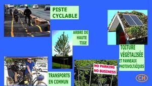 CHARMOY-CITY : QUAND LE MARQUIS PRÔNE LES EMPLETTES À BICYCLETTE - du 3 AVRIL 2021 (J+4490 après le vote négatif fondateur)