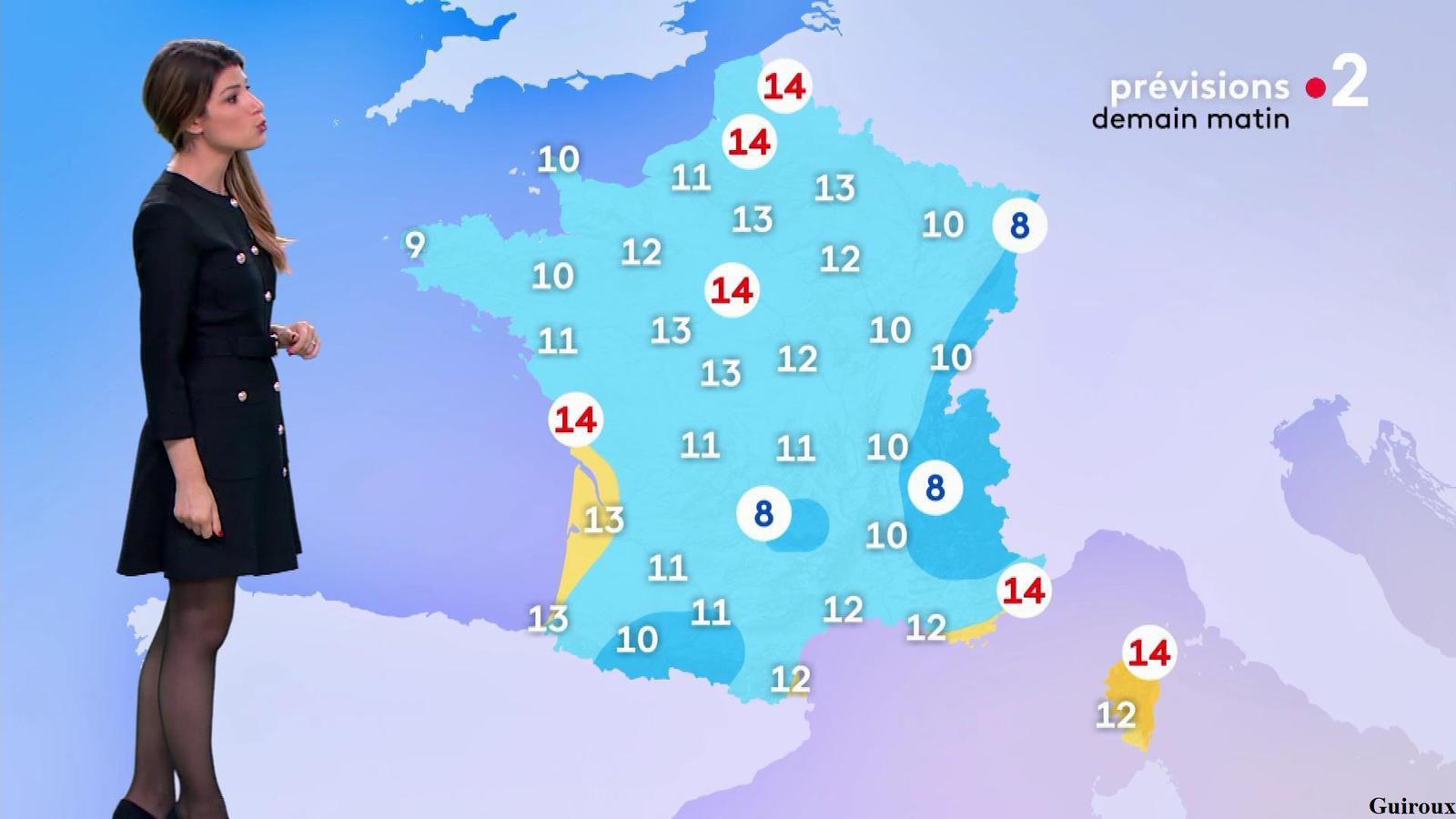 Chloé Nabédian 30/09/2020 Journaux météo du midi