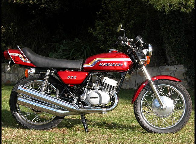 Coupes Kawasaki ; l'Histoire
