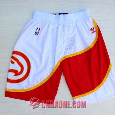 Pantalones NBA throwback Atlanta Hawks