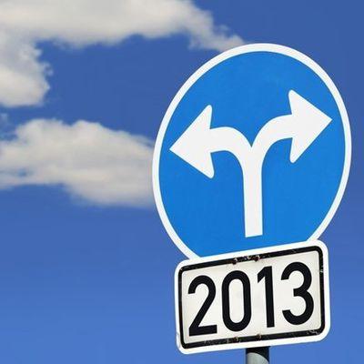2013: Année des paradoxes...