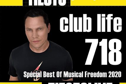 Club Life by Tiësto 718 - january 01, 2021 | Spécial Best Of Musical Freedom 2020