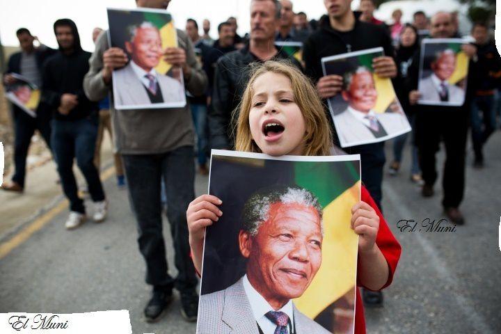 Imágenes de Sudáfrica, fiesta de la democracia.- El Muni.