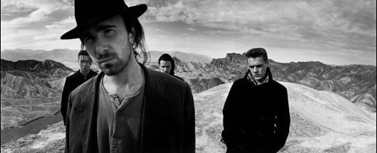 U2 -The Joshua Tree Park Anton Corbijn Movie 14/12/1986