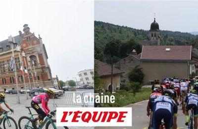 Classic Grand Besançon, Tour du Jura Doubs et les 4 Jours de Dunkerque sur la chaîne l'Equipe