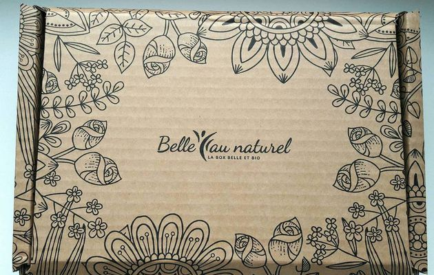 Belle au Naturel - Ma box de Février 2017