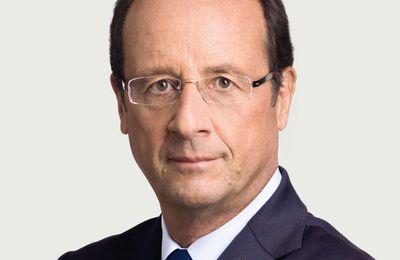 François Hollande à Brest