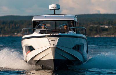 Nordkapp e Sting sostituiscono Evinrude con Mercury Marine