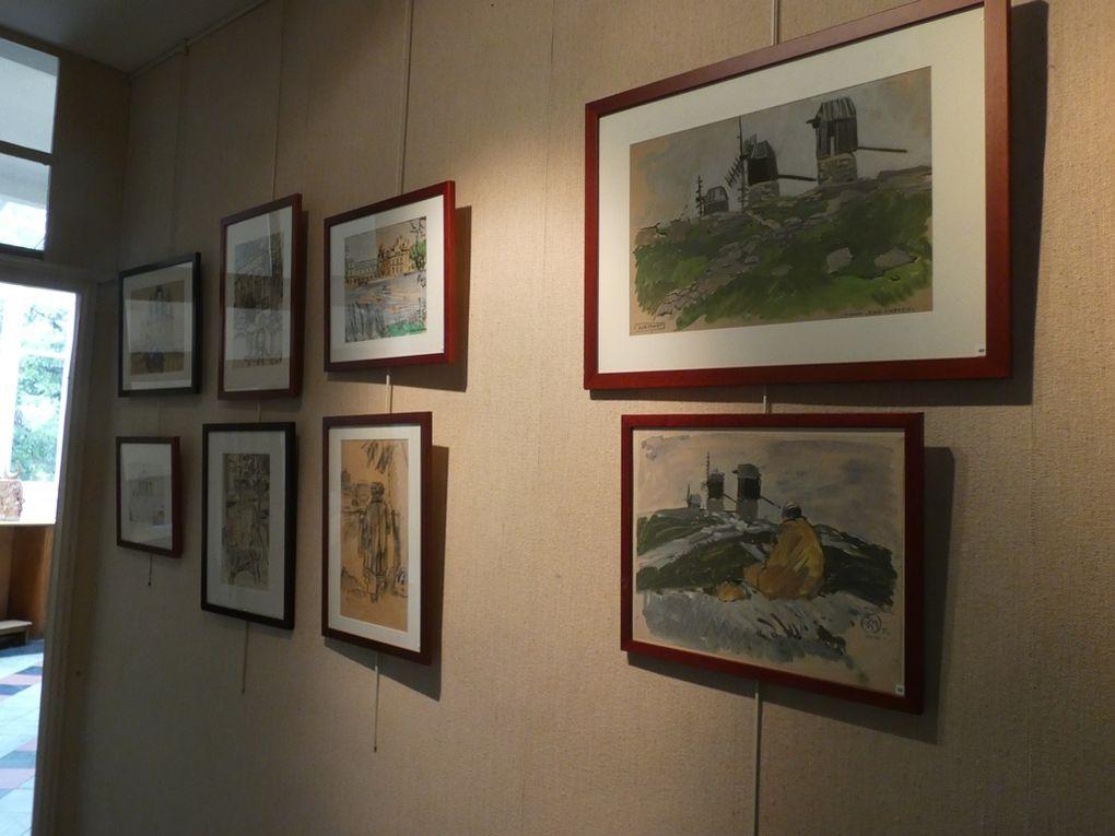 Oeuvres à quatre mains : l'expo d'été du Musée Yvonne Jean-Haffen