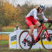 Cyclisme - L'ex-Cosnoise Lyse Girault a intégré une structure dédiée au cyclo-cross pour franchir un cap