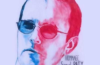 Hommage à Samuel Paty : défendre l'instruction publique et laïque, la liberté d'expression