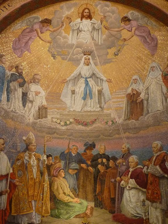 Album - Mosaiques-Orsoni-de-la-basilique-du-Rosaire