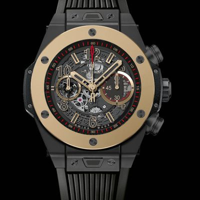 La Big Bang Unico Magic Gold de Hublot