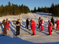 Neige - ski de fond CM2 11 décembre