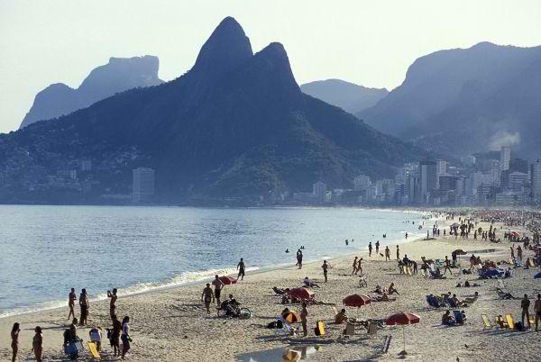 Mes envies de voyage au Brésil