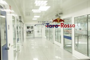 Le coût du changement de moteur pour Toro Rosso