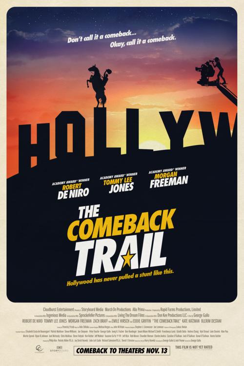 The Comeback Trail (BANDE-ANNONCE) avec Robert de Niro, Morgan Freeman, Tommy Lee Jones