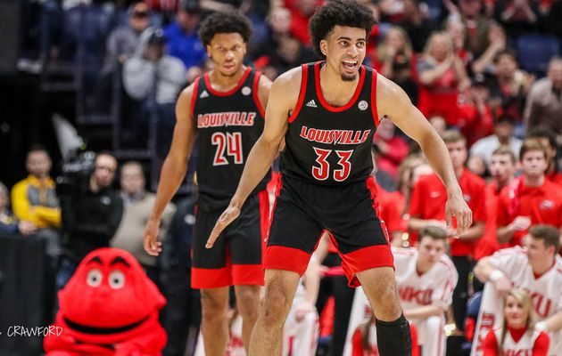 NCAA : Louisville passe n°1 devant Kansas, Maryland et Michigan