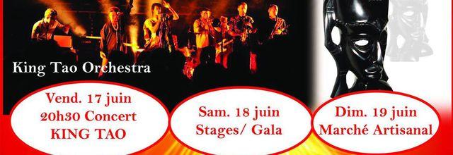 Du 17 au 19/06/16 - Festival des Arts et Cultures du Monde 2016 - Montélimar