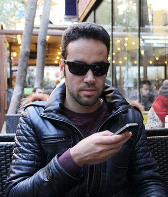 Rencontre dans le noir avec Yusuf, aveugle d'Istanbul