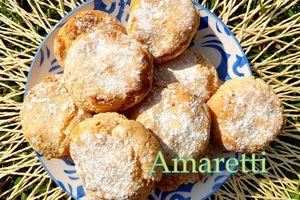 Amarettis les Biscuits Italiens