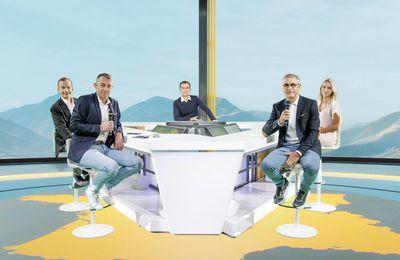 Tour de France 2021 : Le dispositif de France Télévisions