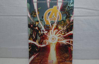 Le dernier instant blanc - Avengers 02