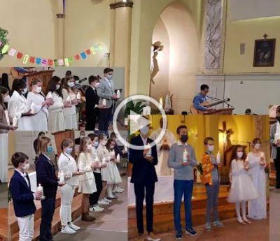 Célébrations de communion 2020