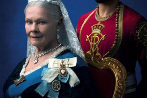 CONFIDENT ROYAL (Victoria and Abdul)