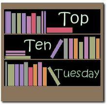 Top Ten Tuesday - Best Friends Forever