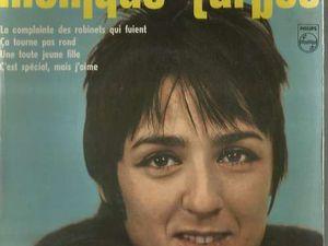 Monique tarbès, une comédienne et chanteuse française qui fit le petit conservatoire de Mireille, une voix aigrelette et un très beau second rôle au cinéma