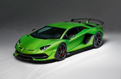 Lamborghini Aventador SVJ : authentique collection de superlatifs