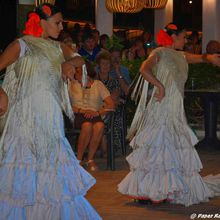 FLAMENCO  EN DIRECT D'ARONA