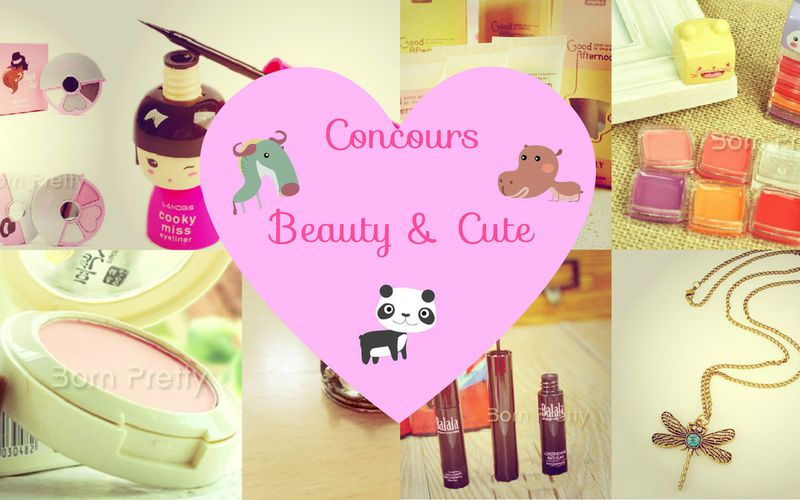 Concours =^.^= Beauty & Cute !!
