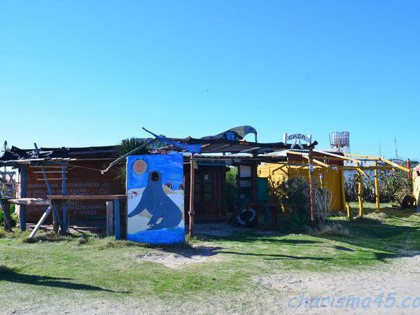Cabo Polonio (Uruguay en camping-car)
