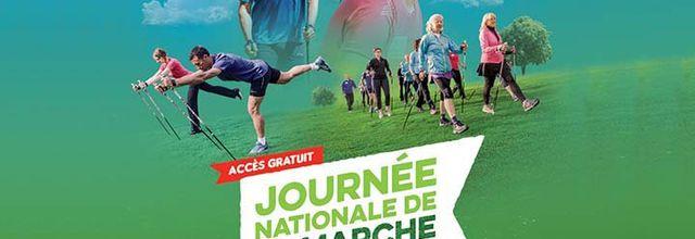 Journée Nationale de la Marche Nordique à Ribérac