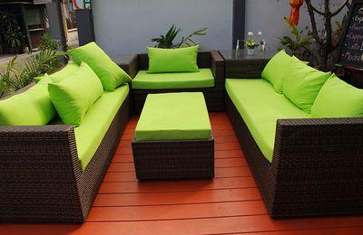 Du bois composite pour la terrasse, quels sont les avantages ?
