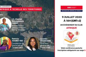 L'Afrique à l'échelle des territoires