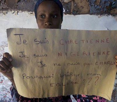Le Niger blessé...